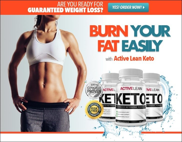 active lean keto - are you ready for assured weight loss in usa