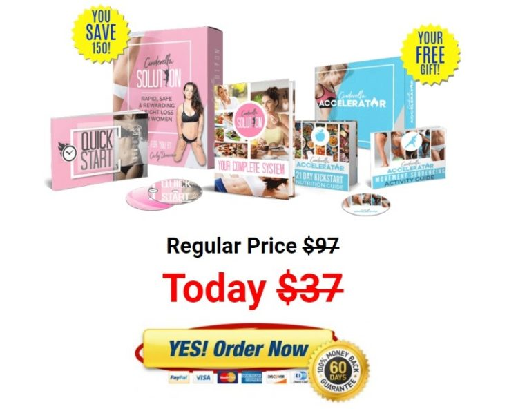 cinderella solution complete package - buy now at discount price online & save