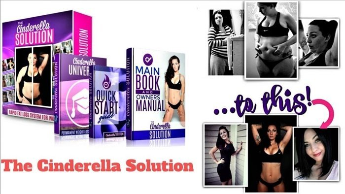 cinderella solution review - from fat to fab - in au nz usa ca uk ie in