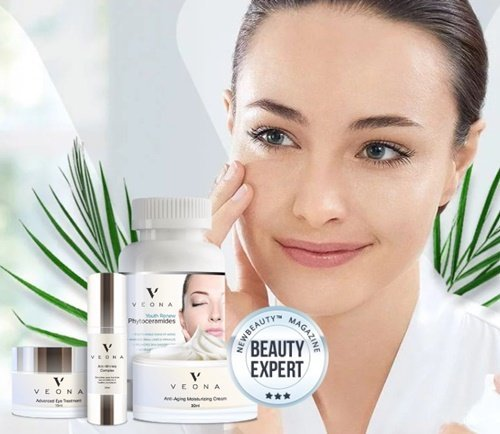 beauty expert - 4 step formula