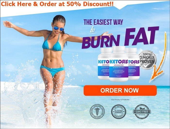 ketosis advanced weight loss plus - limited time special discount