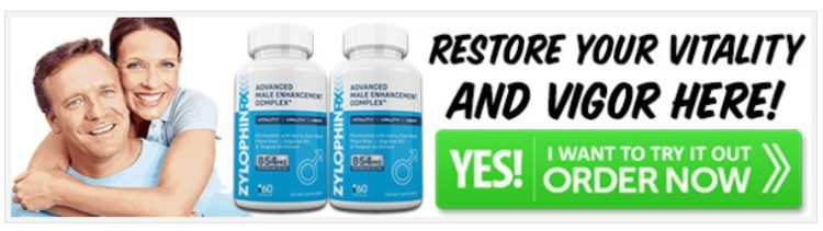 zylophin rx male enhancement - restore vigor and vitality and boost your stamina