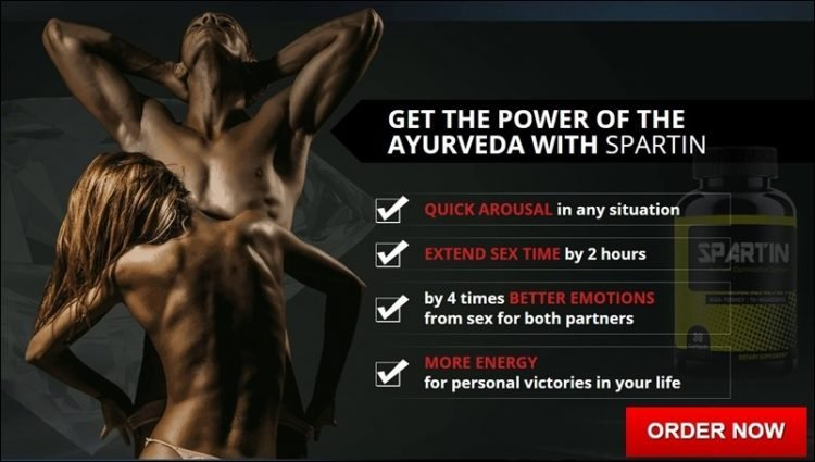 spartin pills - gain the power of ayurveda