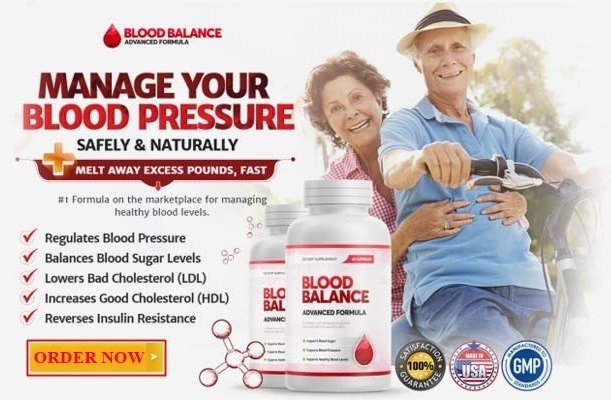 blood balance advanced formula - manage your blood pressure safely and naturally