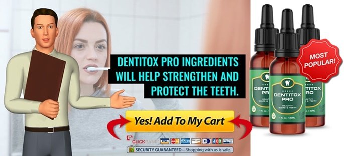 dentitox pro canada - better ingredients, stronger teeth